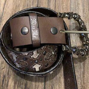 Miss me belt